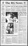 The BG News April 15, 1992