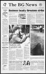 The BG News April 16, 1992