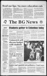 The BG News April 22, 1992