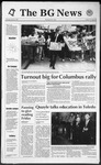 The BG News April 23, 1992