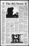 The BG News April 24, 1992