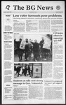 The BG News April 28, 1992