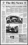 The BG News April 29, 1992
