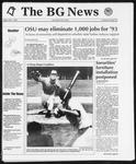The BG News May 4, 1992