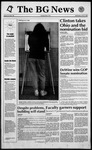 The BG News June 3, 1992