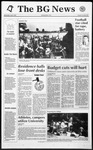 The BG News July 8, 1992