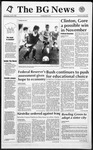 The BG News July 22, 1992