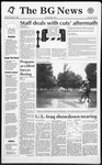 The BG News August 27, 1992