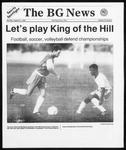 The BG News August 31, 1992