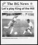 The BG News August 31, 1992