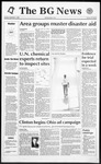 The BG News September 1, 1992