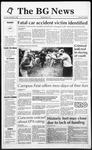 The BG News September 3, 1992