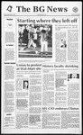The BG News September 4, 1992