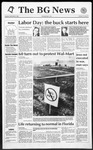 The BG News September 8, 1992