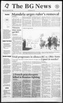 The BG News September 9, 1992