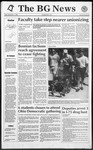 The BG News September 11, 1992