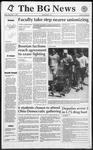 The BG News September 11, 1992