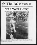 The BG News September 14, 1992