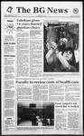 The BG News September 15, 1992
