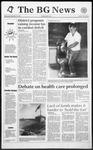 The BG News September 16, 1992