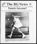 The BG News September 21, 1992
