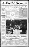 The BG News September 23, 1992