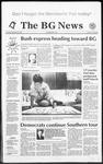 The BG News September 24, 1992