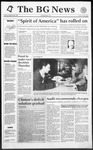 The BG News September 29, 1992