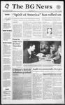 The BG News September 29, 1992
