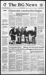 The BG News September 30, 1992