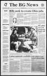The BG News October 1, 1992
