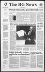 The BG News October 2, 1992