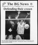 The BG News October 5, 1992