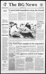 The BG News October 6, 1992