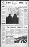 The BG News October 7, 1992
