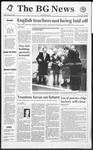 The BG News October 9, 1992
