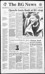 The BG News October 22, 1992