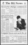 The BG News November 4, 1992