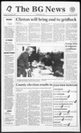 The BG News November 5, 1992