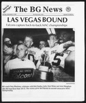 The BG News November 9, 1992