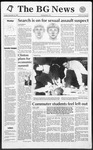 The BG News November 10, 1992