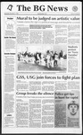 The BG News November 11, 1992