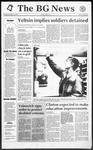 The BG News November 12, 1992