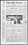The BG News November 13, 1992