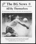 The BG News November 16, 1992