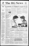 The BG News November 17, 1992
