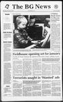 The BG News November 18, 1992