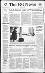 The BG News November 19, 1992