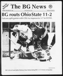 The BG News November 23, 1992