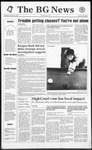 The BG News November 24, 1992